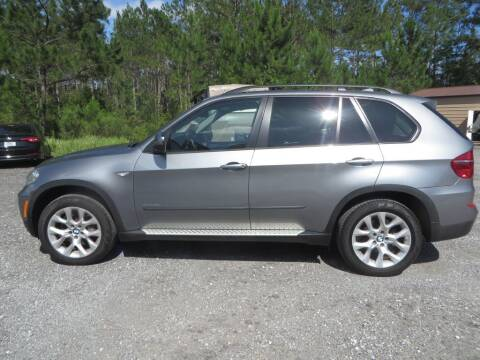 2012 BMW X5 for sale at Ward's Motorsports in Pensacola FL