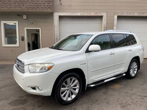 2008 Toyota Highlander Hybrid for sale at Global Auto Finance & Lease INC in Maywood IL