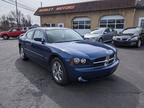 2010 Dodge Charger for sale at Worley Motors in Enola PA