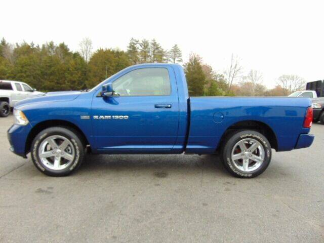 2011 RAM Ram Pickup 1500 for sale at E & M AUTO SALES in Locust Grove VA