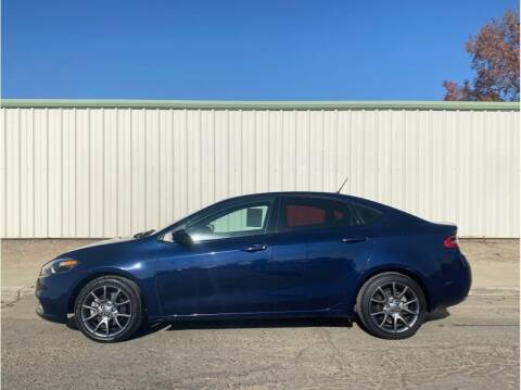 2014 Dodge Dart for sale at Dealers Choice Inc in Farmersville CA