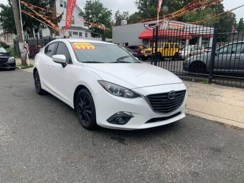 2015 Mazda MAZDA3 for sale at Metro Auto Exchange 2 in Linden NJ