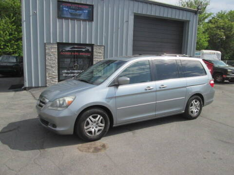 2007 Honda Odyssey for sale at Access Auto Brokers in Hagerstown MD