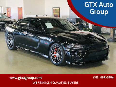 2016 Dodge Charger for sale at GTX Auto Group in West Chester OH