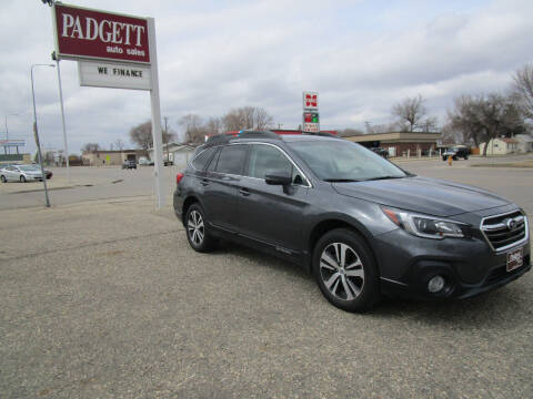 2019 Subaru Outback for sale at Padgett Auto Sales in Aberdeen SD