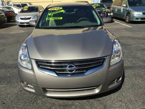 2012 Nissan Altima for sale at Xpress Auto Sales & Service in Atlantic City NJ
