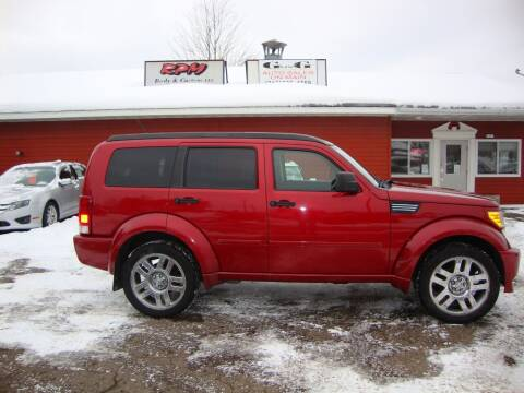 2007 Dodge Nitro for sale at G and G AUTO SALES in Merrill WI