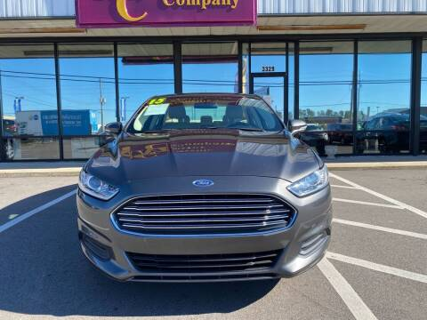 2015 Ford Fusion for sale at Kinston Auto Mart in Kinston NC