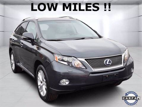 2010 Lexus RX 450h for sale at BOB ROHRMAN FORT WAYNE TOYOTA in Fort Wayne IN