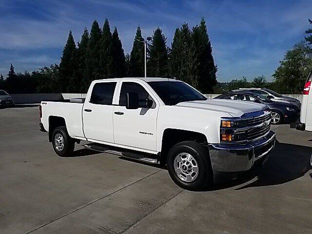 2015 Chevrolet Silverado 2500HD for sale at Chevrolet Buick GMC of Puyallup in Puyallup WA