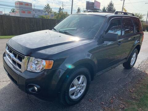 2009 Ford Escape for sale at Luxury Cars Xchange in Lockport IL