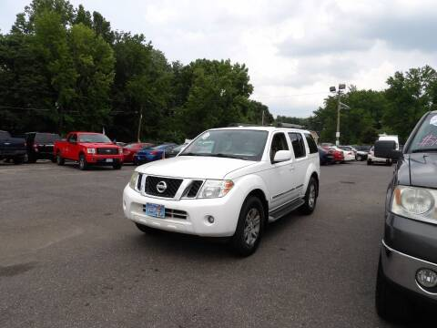 2011 Nissan Pathfinder for sale at United Auto Land in Woodbury NJ