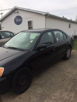2003 Honda Civic for sale at Mike Hunter Auto Sales in Terre Haute IN