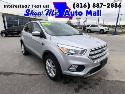 2019 Ford Escape for sale at Show Me Auto Mall in Harrisonville MO
