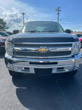 2013 Chevrolet Silverado 1500 for sale at Right Choice Automotive in Rochester NY