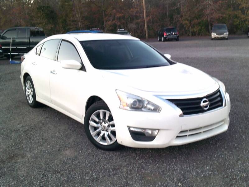 2015 Nissan Altima for sale at Let's Go Auto Of Columbia in West Columbia SC