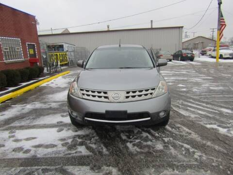 2007 Nissan Murano for sale at X Way Auto Sales Inc in Gary IN