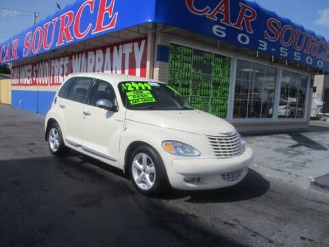 2005 Chrysler PT Cruiser for sale at CAR SOURCE OKC in Oklahoma City OK