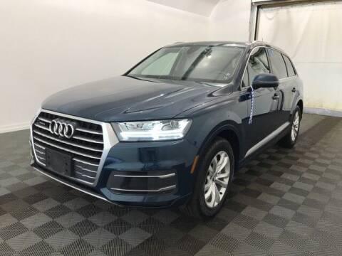 2018 Audi Q7 for sale at WCG Enterprises in Holliston MA