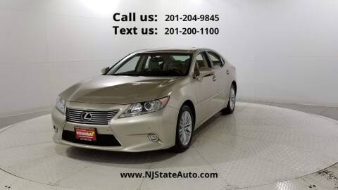 2015 Lexus ES 350 for sale at NJ State Auto Used Cars in Jersey City NJ