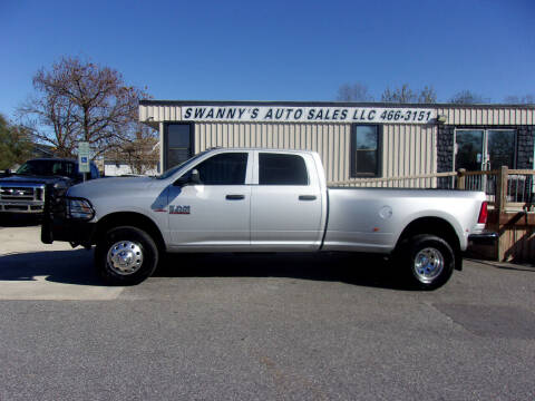 2017 RAM Ram Pickup 3500 for sale at Swanny's Auto Sales in Newton NC