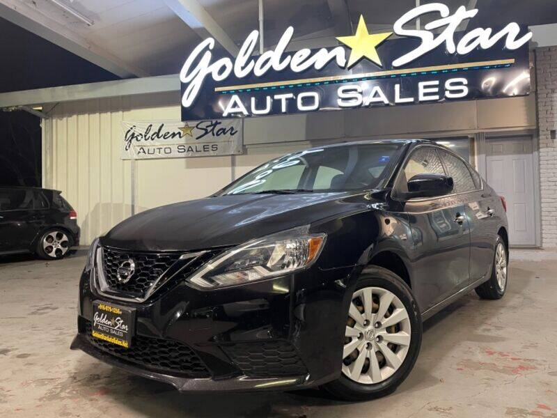 2017 Nissan Sentra for sale at Golden Star Auto Sales in Sacramento CA