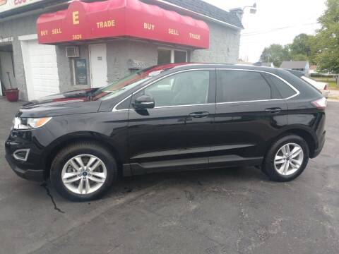 2018 Ford Edge for sale at Economy Motors in Muncie IN