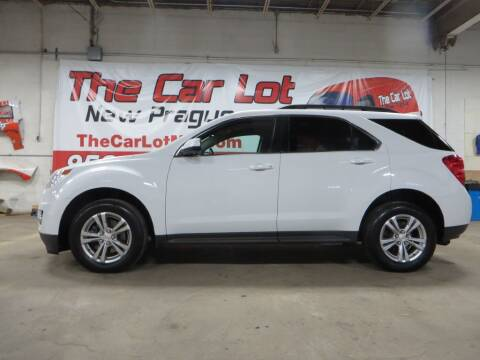 2012 Chevrolet Equinox for sale at The Car Lot in New Prague MN