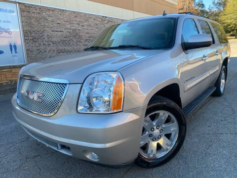 2008 GMC Yukon XL for sale at Gwinnett Luxury Motors in Buford GA