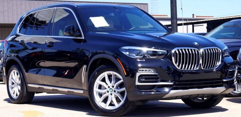 2019 BMW X5 for sale in Houston, TX