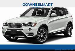 2017 BMW X3 for sale at GOWHEELMART in Leesville LA