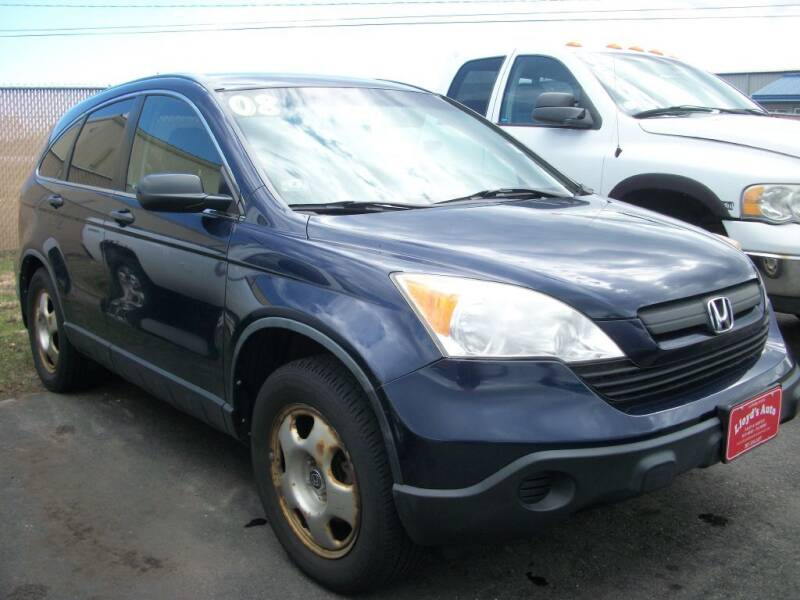 2008 Honda CR-V for sale at Lloyds Auto Sales & SVC in Sanford ME