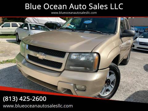 2007 Chevrolet TrailBlazer for sale at Blue Ocean Auto Sales LLC in Tampa FL