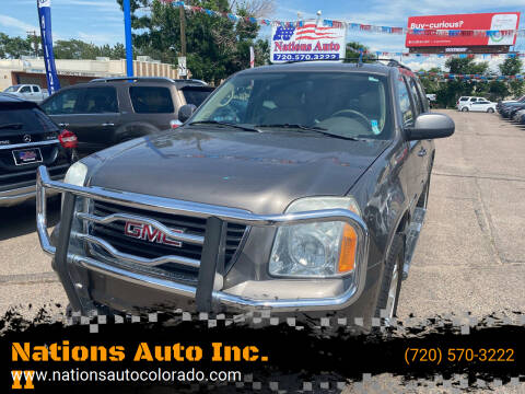2011 GMC Yukon for sale at Nations Auto Inc. II in Denver CO