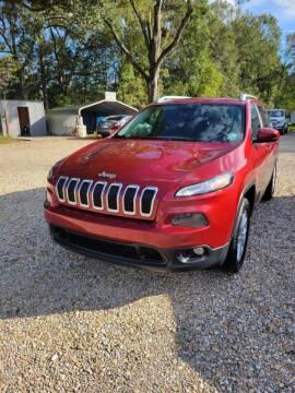 2014 Jeep Cherokee for sale at Southeast Auto Inc in Walker LA