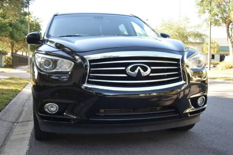 2015 Infiniti QX60 for sale at Monaco Motor Group in Orlando FL