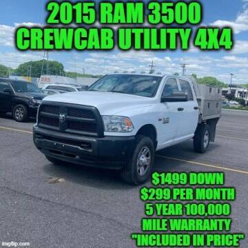 2015 RAM Ram Chassis 3500 for sale at D&D Auto Sales, LLC in Rowley MA