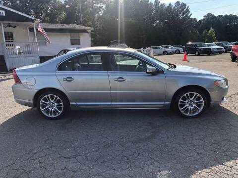 2007 Volvo S80 for sale at CVC AUTO SALES in Durham NC