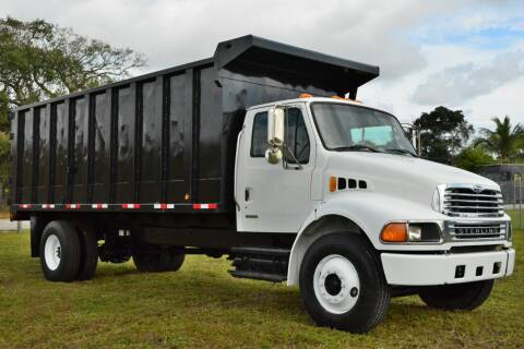 2002 Sterling M8500 Acterra for sale at American Trucks and Equipment in Hollywood FL
