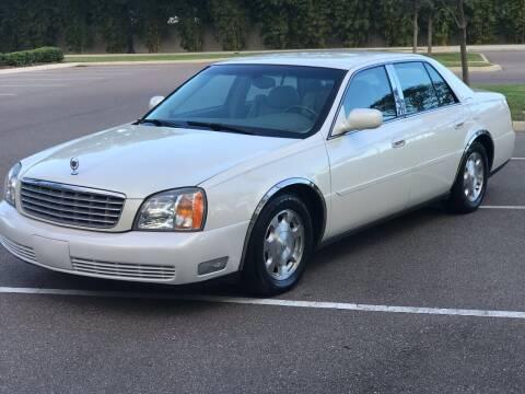 2002 Cadillac DeVille for sale at Orlando Auto Sale in Port Orange FL