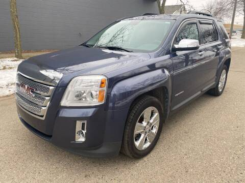 2014 GMC Terrain for sale at Averys Auto Group in Lapeer MI