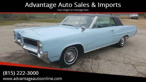 1964 Pontiac Grand Prix for sale at Advantage Auto Sales & Imports Inc in Loves Park IL