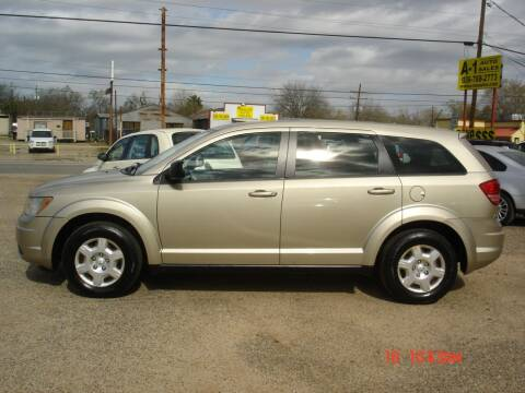 2009 Dodge Journey for sale at A-1 Auto Sales in Conroe TX