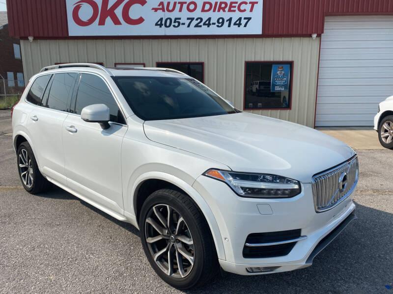 2016 Volvo XC90 for sale at OKC Auto Direct, LLC in Oklahoma City OK