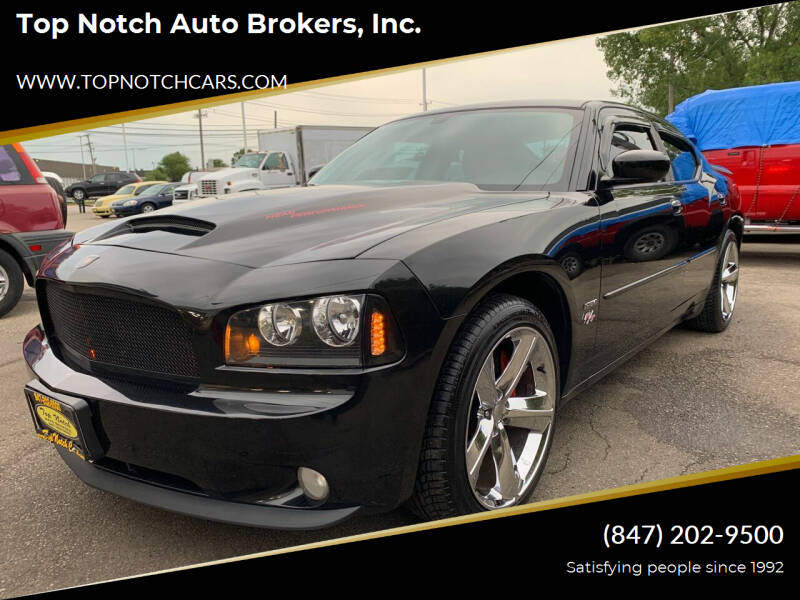 2010 Dodge Charger for sale at Top Notch Auto Brokers, Inc. in Palatine IL
