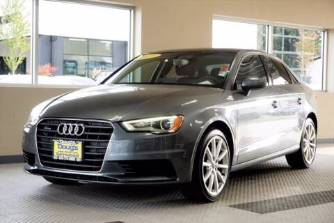 2015 Audi A3 for sale at Jeremy Sells Hyundai in Edmunds WA