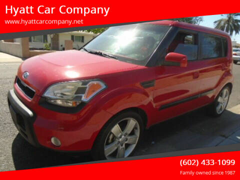 2010 Kia Soul for sale at Hyatt Car Company in Phoenix AZ