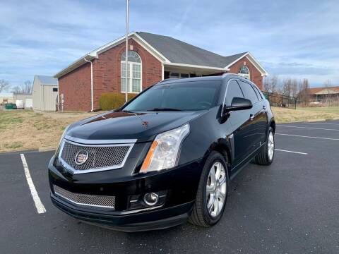2013 Cadillac SRX for sale at HillView Motors in Shepherdsville KY