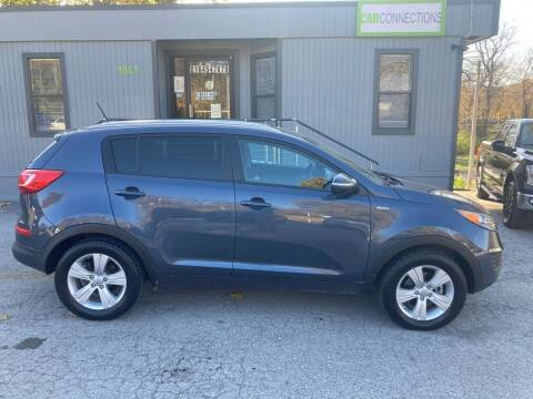 2013 Kia Sportage for sale at Car Connections in Kansas City MO