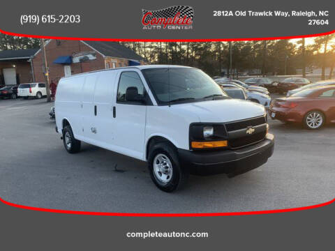 2015 Chevrolet Express Cargo for sale at Complete Auto Center , Inc in Raleigh NC